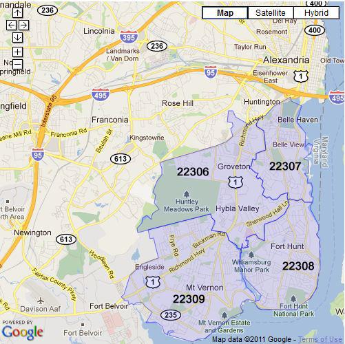 Area - 703 area code